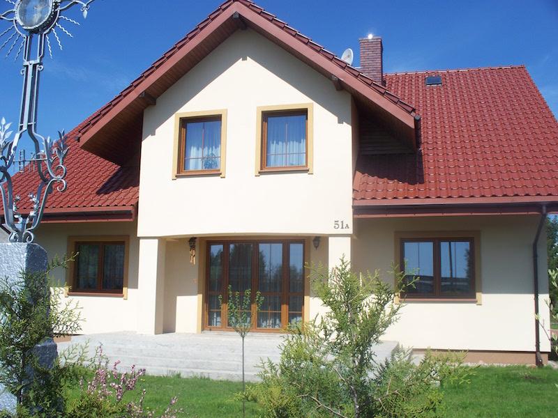 Częstochowa - budowa dachu