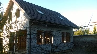 Bieruń - dom jednorodzinny Projekt indywidualny