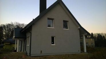 Cieszyn - drewniany dom piętrowy z poddaszem użytkowym