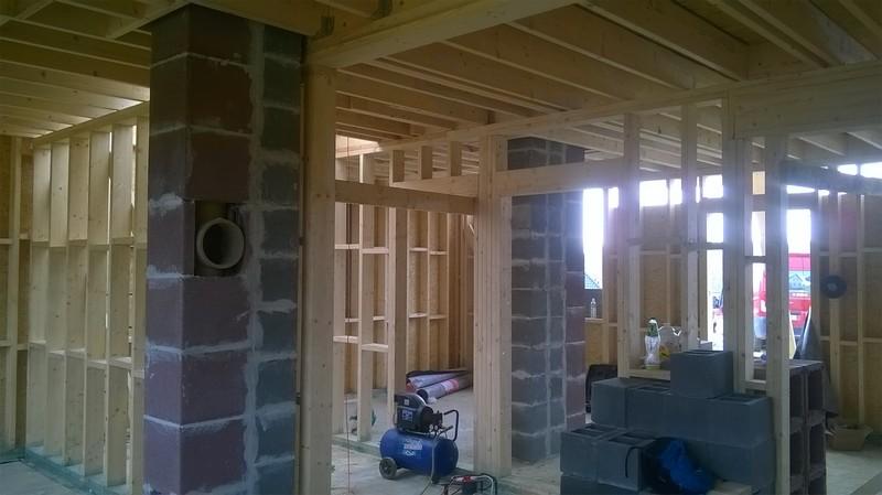 Jastrzębie zdrój - drewniany dom jednorodzinny