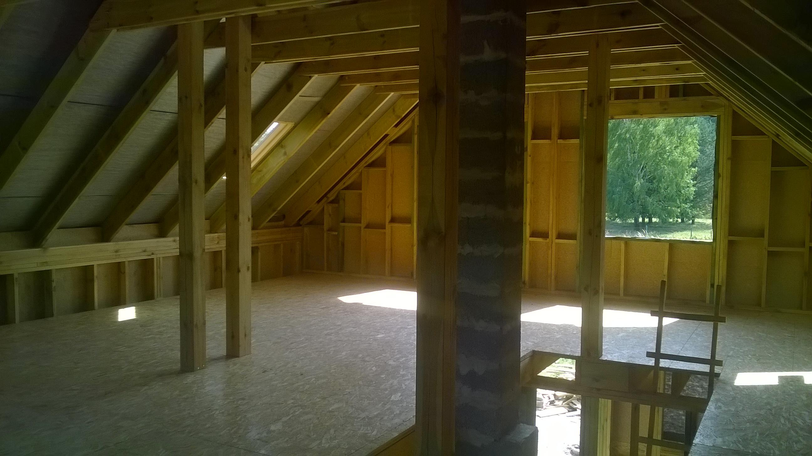 Jaworzno, ul. Ciężkowicka - drewniany domek