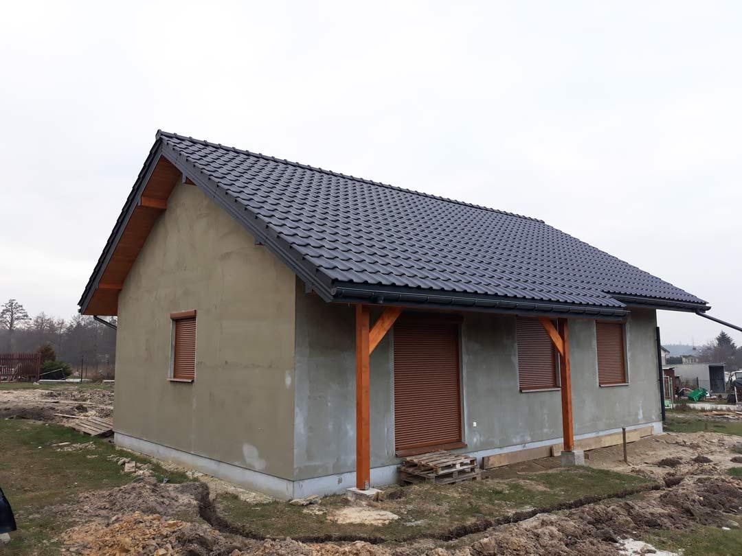 Książenice - dom jednorodzinny