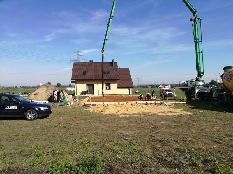 Orzesze - mały dom parterowy