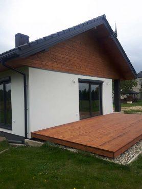 Wodzisław Śląski - Projekt Bono drewniany