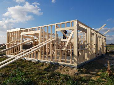 Budowa w Zbytkowie