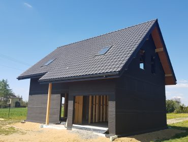 Budowa w Gołkowicach