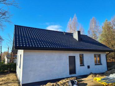 Skrzyszów - dom jednorodzinny