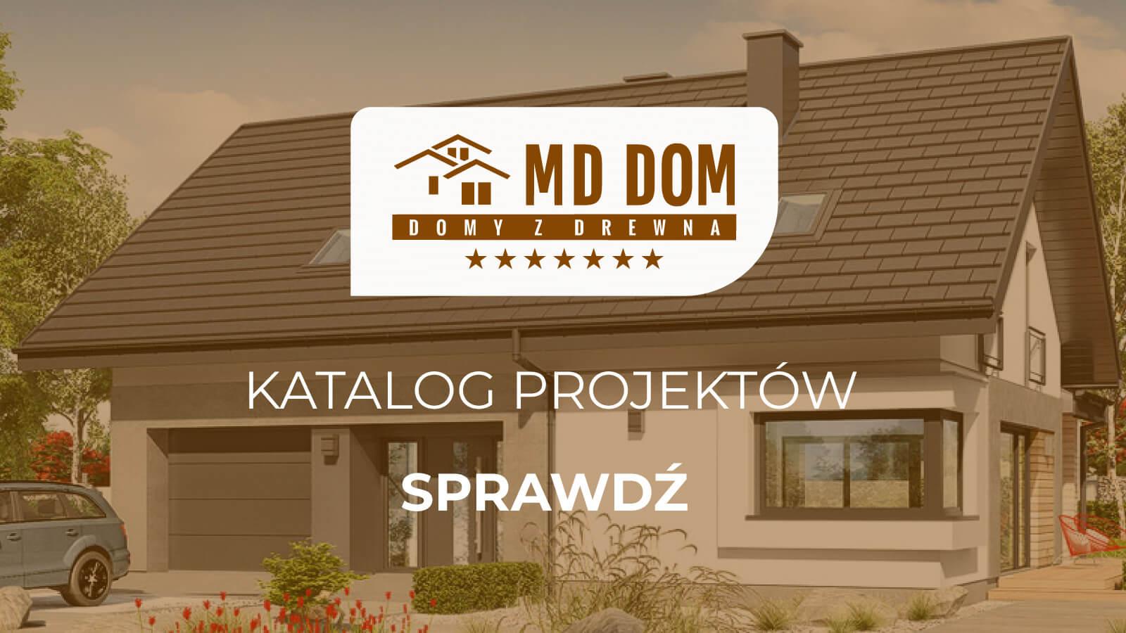 katalog projektów md dom