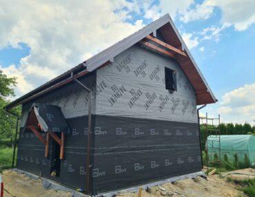 Dom szkieletowy Ruda Śląska 95,5 m2