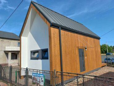 Dom na zgłoszenie Stodoła 35 m2